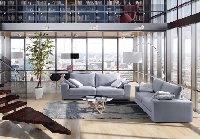 Modelo Apolo de la marca de sofás Divanistar