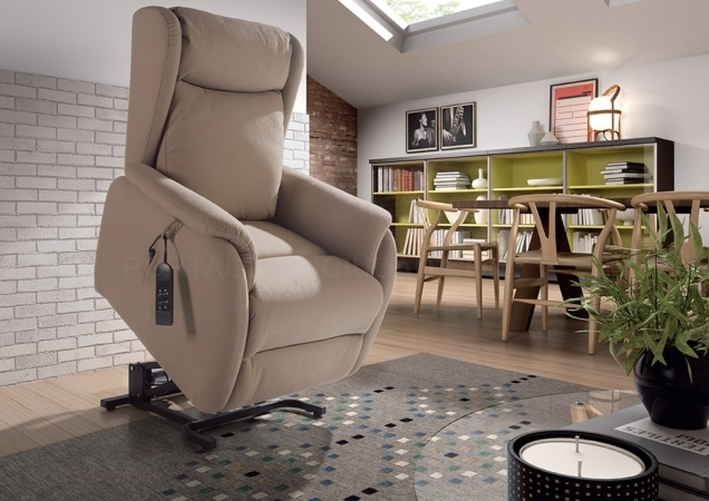 Sillon power lift modelo Ronda de Chitra