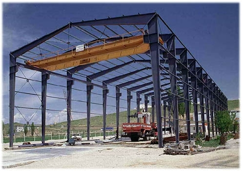 Estructuras Metálicas en Cáceres