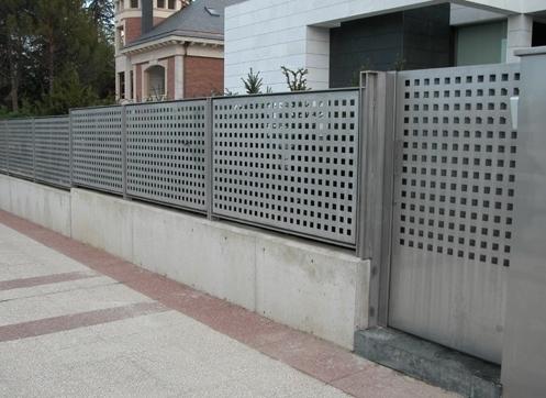 Cerramientos Metálicos en Cáceres