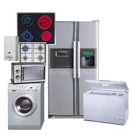 Electrodomésticos para su cocina