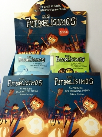 libros niños palencia