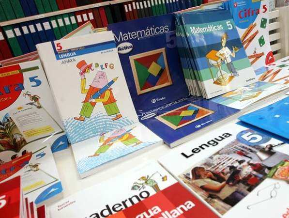 Libros de Texto en Palencia