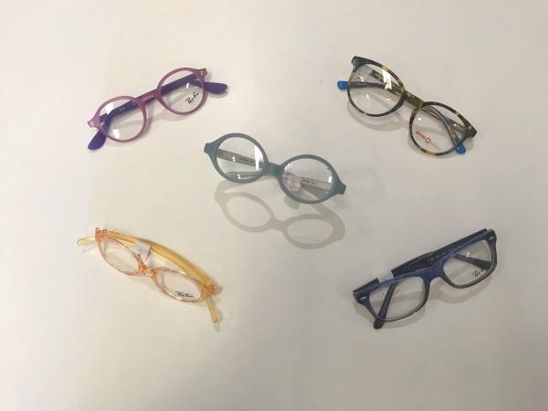 gafas niños palencia