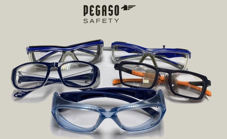 Gafas graduadas de protección
