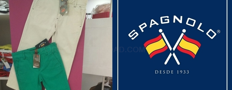 Pantalones Spagnolo para niño