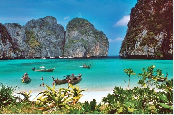 Tailandia con Playa