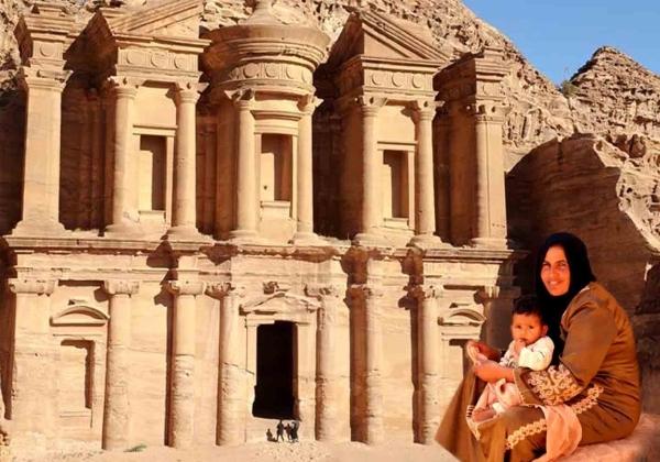 Jordania Castillos del Desierto 8 días