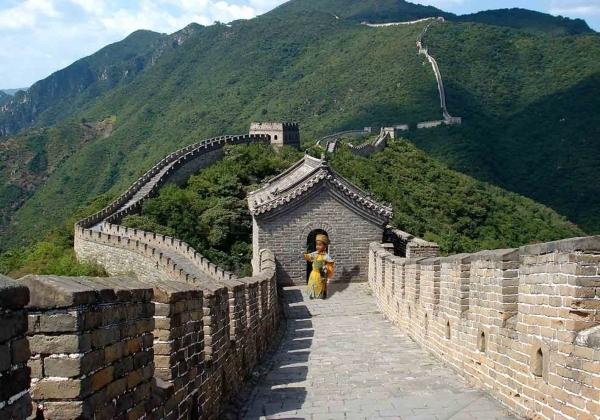 China Esencial 9 o 10 días