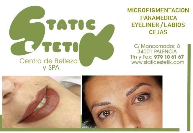 Micropigmentacion Palencia