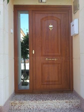 Puertas de exterior en Palencia.