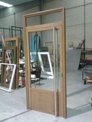 Puertas de exterior PVC en Palencia.