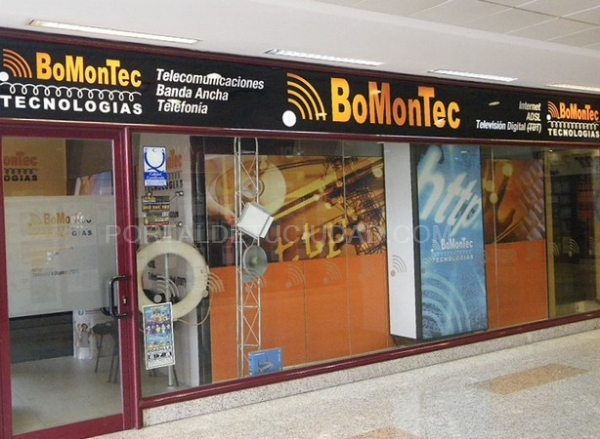 Local 26 - Bomontec Tecnologías