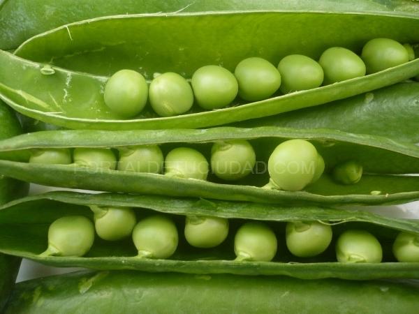 Organic Peas Guisantes Ecológicos