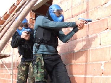 Curso de Defensa Personal Policial (DPP)