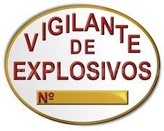 Curso Vigilante de Explosivos