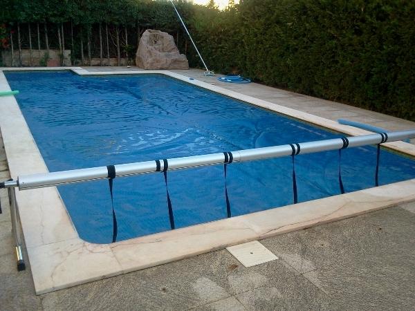 Lona de verano para piscinas