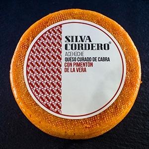Tarrina de queso curado de Cabra de Acehúche