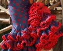 Trajes de flamenca a medida económicos