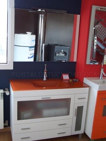 Mueble de baño Piscis