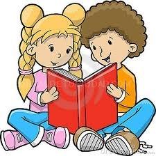 lLa lectura compartida es más divertida