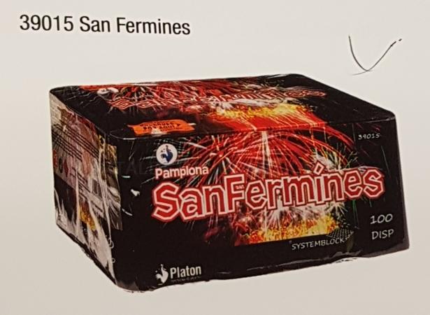 Oferta Bateria San Fermines