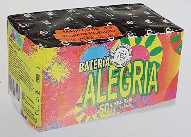 Bateria Alegria