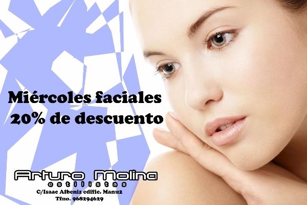 Tratamientos faciales en Murcia