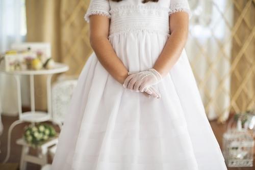 Limpieza de trajes de comunión