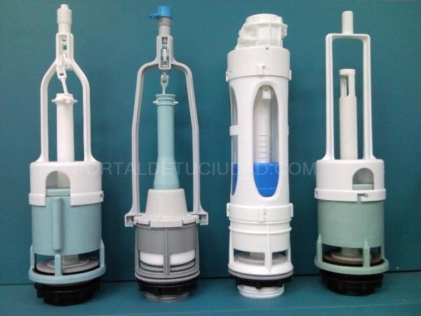 Descargadores de cisterna