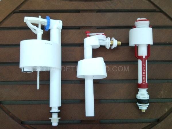 Flotadores para todos los modelos de cisterna
