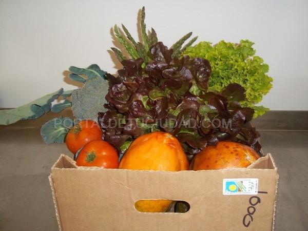 Cajas ecológicas  al gusto (surtidas)