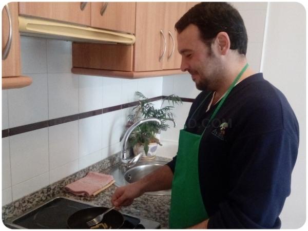 Preparación de alimentos en el hogar