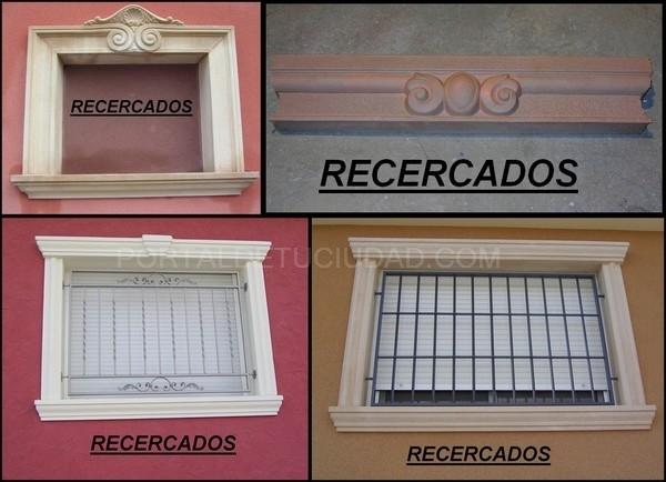 RECERCADOS DE HORMIGÓN