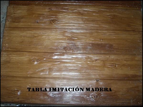 TABLAS Y TOZAS