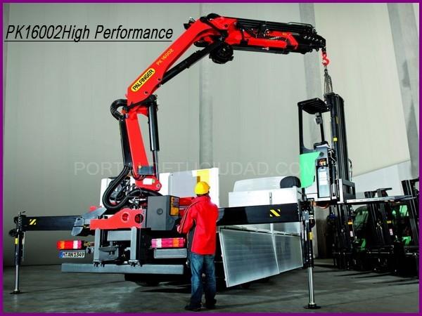 PK16002 High Performance