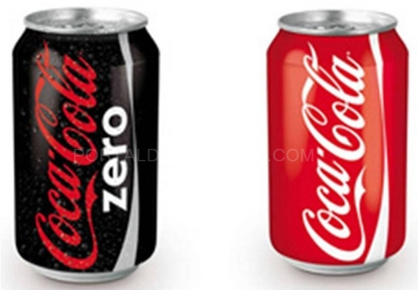 Coca-Cola Y Coca-Cola Zero