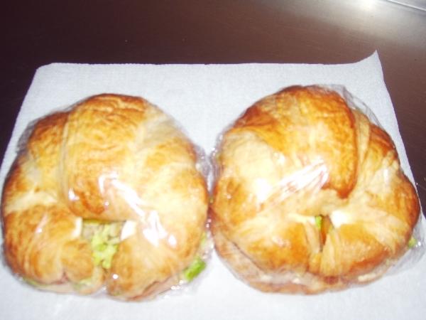 Croissant Vegetal