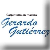 Carpintero Gerardo Gutiérrez