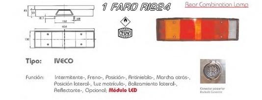 1 FARO RI924