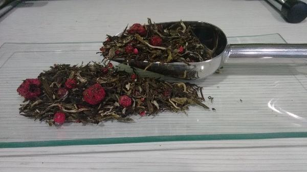 Té Verde Aromatizados Orquideas y Bayas