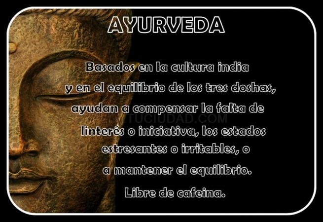 AYURVEDA AROMATIZADA