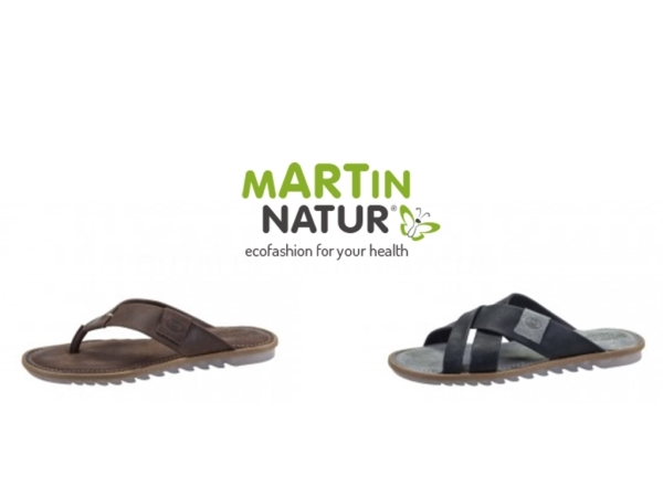 Sandalias hombre ecológico