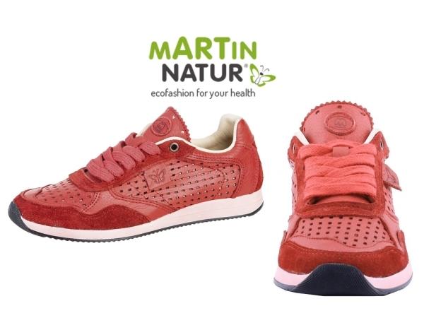 Calzado deportivo antialérgico / ecológico