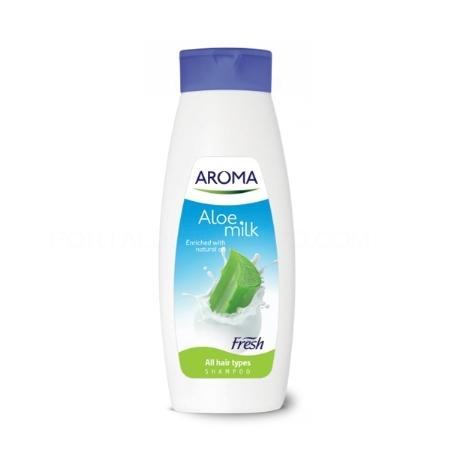 Champú leche de Aloe