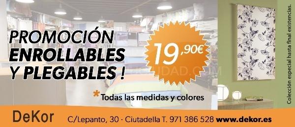 ESTORES TODAS LAS MEDIDAS A 19.90€