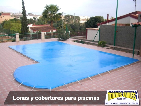 Lonas y fundas para piscinas Elche/Alicante