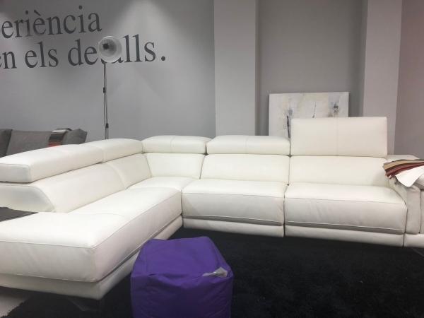 Destacado Sofás relax eléctricos primeras Marcas.