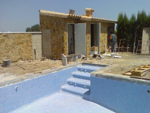 piscinas de obra Barcelona Baix Llobregat