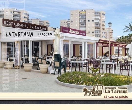 Restaurante Playas Urbanova El Altet Alicante